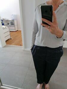 Filippa K Bluse, graublau, edel, Shirt, Gr. M, Viskose, sehr angenehm zu tragen,
