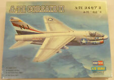 Hobby Boss 1/72 A-7E Corsair II USS Lexington Aircraft Model Kit 87204