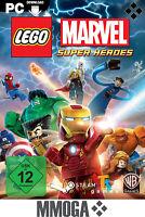 LEGO Marvel Super Heroes - STEAM Digital Download Code [EU][DE][NEU][PC-Spiel]