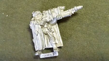 WARHAMMER 40k guardia imperiale catachan SNIPER-METALLO-NON VERNICIATA