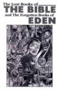 The Lost Books of the Bible and the Forgotten Books of Eden (Paperback or Softba