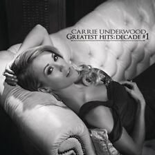 CARRIE UNDERWOOD - GREATEST HITS: DECADE #1 2 CD NEW!