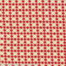 MODA Fabric ~ MIDWINTER REDS~ by Minick & Simpson (14765 21) - by the 1/2 yard
