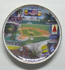 "GAME DAY AT FENWAY PARK > DANBURY MINT > 12'"" COLLECTIBLE PLATE"