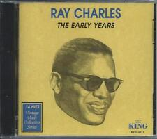 Ray Charles - The Early Years (CD 1995) NEW/SEALED