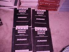 2005 Dodge Durango Factory Original Service Repair Manuals
