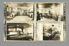 Detroit Lakes MINNESOTA RP c1930s ADVERTISING Dance Hall BAR JUKEBOX Juke Box