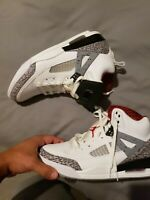 Air Jordan Spizike White Cement