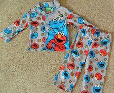 Elmo & Cookie Monster 2pc boys size 2T pajamas
