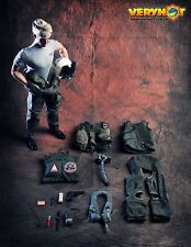 """Veryhot Toy 1/6th 101st combat squadron pilot suit Mode F 12"""" Male Body VH1049"""