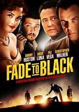 Fade to Black 0014381664829 With Christopher Walken DVD Region 1