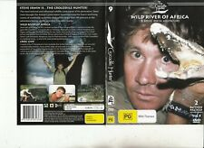 The Crocadile Hunter-Wild River of Africa-A Steve Irwin-Adventure SI-DVD