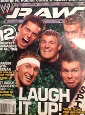 June 2006 WWE RAW Magazine- SPIRIT (no poster included)