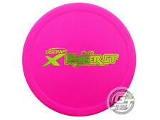 New Discraft Elite X Ringer Gt 173-174g Hot Pink Green Foil Putter Golf Disc