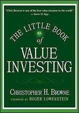 The Little Book of Value Investing (Little Books. Big Profits) by Christopher H.