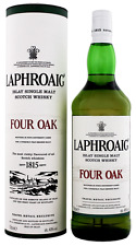 Laphroaig Four Oak 0,7l - Single Malt Scotch Whisky inklusive Geschenkdose