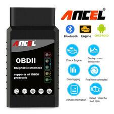 ANCEL BD100 ELM32 OBD2 Code Reader Bluetooth Universal Car Engine Scanner Tool