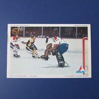 KEN DRYDEN  MONTREAL CANADIENS BOSTON BRUINS 1971-72 Pro Star postcard M Walton