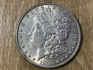 1 Morgan Dollar 1898 #138#
