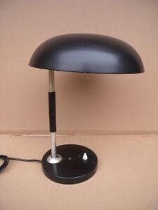 Bauhaus Art Deco Karl Trabert Desk Lamp  BuR Bünte & Remmler  Schreibtischlampe