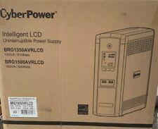 Cyber Power- BRG1500AVRLCD 12 Outlets