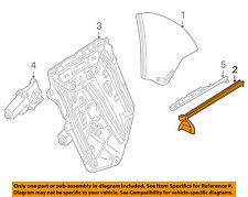 BMW OEM 01-06 325Ci Window Sweep-Belt Molding Weatherstrip Left 51367894711