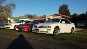Wrecking Mitsubishi Magna / Verada and 380 - Most Parts Available