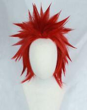 Eijirou Kirishima Wig My Hero Academia Eijiro Short Red Cosplay Hair Wig + Cap