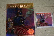 Harcourt Social Studies Horizons Grade 3 PEOPLE & COMMUNITIES Text+AudioText SET