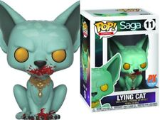 Saga Lying Cat Bloody Exclusive FCBD Variant Pop Free Comic Book Day New Mint