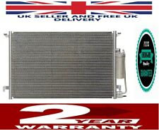 CONDENSER AIR CON RADIATOR FITS SAAB 9-3 2002 TO 2014  SUPPLIED WITH DRIER