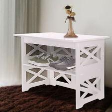 Soluciones de almacenamiento sin marca color principal blanco para el hogar