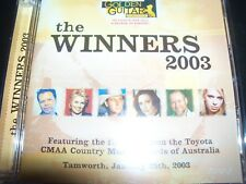 The Winners 2003 Australian Country CD Adam Brand Beccy Cole Troy Cassar-Daley &