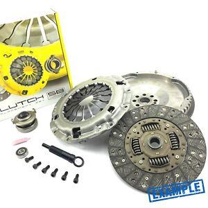 Schroder-Baumann Clutch Kit for Mazda BT50 B3000 3.0L WEAT 07-11 SMF Conversion