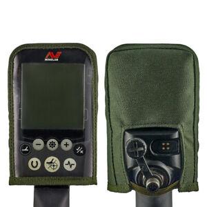 Schmutz, Regen Abdeckung für Minelab Equinox 600 800 Controller Box - Olive
