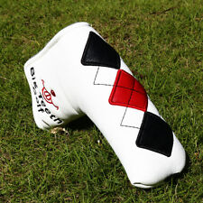 Golf Club Blade Putter Cover Headcover For Odyssey Scotty Cameron Magnetic