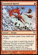 ▼▲▼ 4x Vitesse anormale (Unnatural Speed) guerriers #197 VF Magic