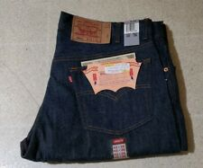 NOS Vintage LEVI'S 501 Jeans 1993 Shrink to Fit Made in USA 42x36 New
