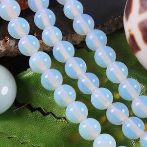 """New 6 8 10 12 14mm Sri Lanka Moonstone Gemstone Loose Beads 15"""" AAA"""