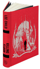 THE KILLING FLOOR by LEE CHILD Folio Society JACK REACHER NOVEL ~ IILUS GIFT ED