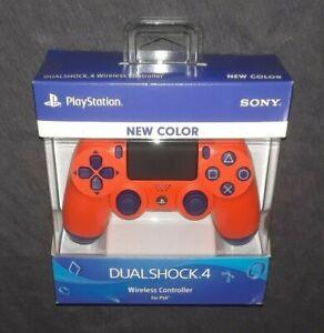 [OFFICIAL SONY OEM] Factory Sealed Dualshock 4 (SUNSET ORANGE PS4 CONTROLLER)