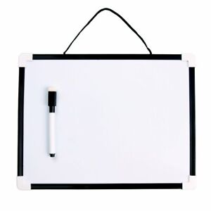 VIZ-PRO Magnetic Dry Erase Board Children Drawing Board Kids Writing Whiteboard