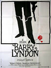 Affiche 60x80cm BARRY LYNDON 1975 Stanley Kubrick - Ryan O'neal, Patrick Magee