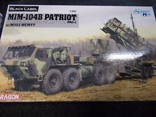 DRAGON BLACK LABEL MIM-104B PATRIOT SURFACE TO AIR MISSILE SYSTEM