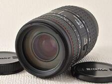 SIGMA AF 70-300mm F4-5.6 DL SUPER MACRO [EXCELLENT] from Japan (8051)