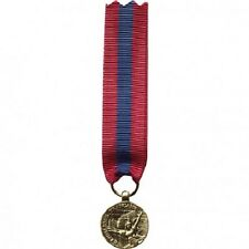 REDUCTION DE MEDAILLE DE LA DEFENSE NATIONALE BRONZE PATINE DEFNAT NEUVE  LS