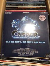 Casper Laserdisc LD deutsch