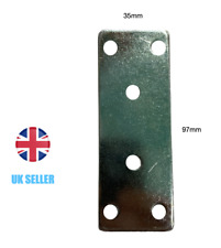 Jointing Mending Plate Zinc-plated 97 x 35mm Jointing plate