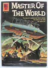 MASTER OF THE WORLD Four Color #1157 VF/NM Silver Age Comic 1961