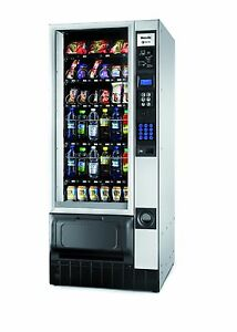 Necta Melodia Vending Machine with Coin & Note NEW Made In Italy